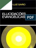 Antônio Luiz Sayão - Elucidações Evangélicas