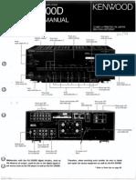 Kenwood-KA3300 amp