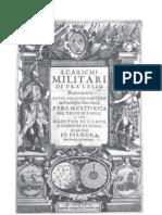 BRANCACCIO Lelio- I Carichi Militari. Ed Giunti1641.