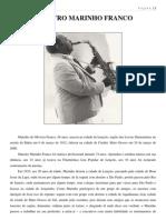 Maestro Marinho Franco - Breve Histórico