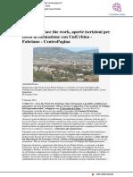 Fabriano, aperte le iscrizioni a Face the Work, il corso con Uniurb - Centropagina.it, 9 gennaio 2021