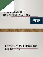 sistema de identificación