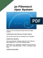 Algo Fibonacci Scalper System