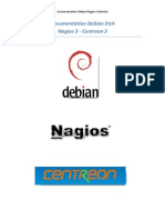 Documentation DebianEtch-Nagios3-Centreon2