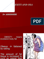 Anaesthetic Management of Obese Patient