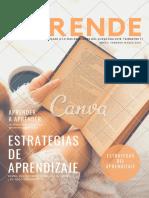 Revista Aprender curso Estrategias de Aprendizaje