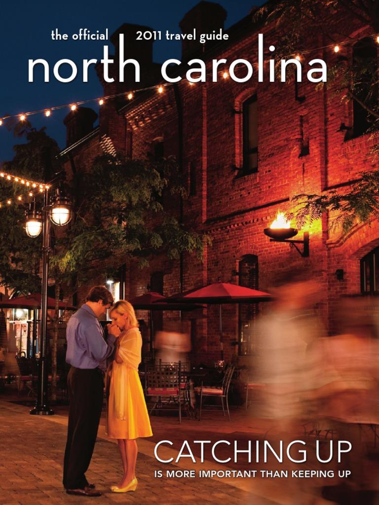 2015 official north carolina travel guide cafe lighting 16400 natural linen hanover