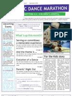 UNC-DM September 2010 Newsletter