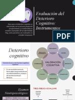 Evaluación del Deterioro Cognitivo.pptx