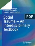 Andreas Hamburger, Camellia Hancheva, Vamık D. Volkan - Social Trauma – An Interdisciplinary Textbook-Springer (2020)
