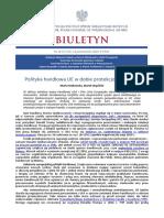Biuletyn PISM nr 143 (1716) 18 października 2018 r