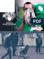 Guia Prático | Line Break – Rugby Inclusivo