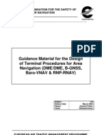 EURO - Guidance Material For RNAV Design
