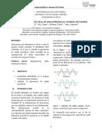 INFORME - TEOREMA DE FOURIER (quinto lab virtual)
