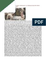 Carlo Gesualdo, processo assassinio,ed inquisizione