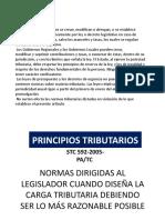 D Constitucional Tributario