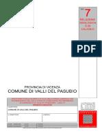 Tav 7 - Relazione geologica e di calcolo