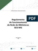 Regulamento Biblioteca ESNASP