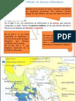 5. El dominio de la Hélade. De Atenas a Macedonia