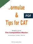 formula & tip for CAT