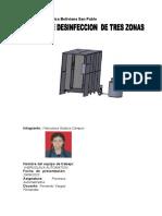 CABINA DE DESINFECCION DE TRES ZONAS INFORME PROYECTO FINAL2020