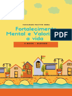 eBook Fortalecimento Mental Valorizacao a Vida