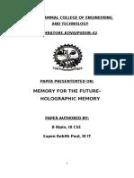 Memory_of_the_future bipin vlb