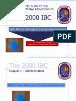 PG_IBC 2000 Guide