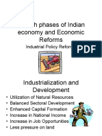 Growth AND iNDUSTRIAL POLICY REFORMS