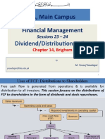 FM-Sessions 23 - 24 Dividend Policy-Complete