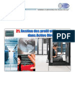 21_Gestion des profils utilisateur dans Active Directory