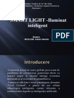 SMART CITY-Iluminat Inteligent