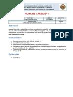 FICHA DE TAREA 11