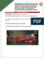trabajo semana 05 perforación de rocas 2020-II _ CHAVARRIA MORALES RUSBEL RUFINO