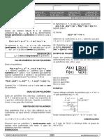 AULA 009 2 ANO POLINOMIOS E EQUAÇÕES ALGEBRICAS