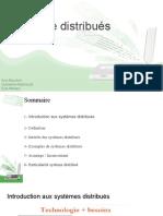 Systèmes-distribués
