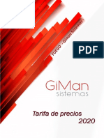 Tarifa de Fuego Giman Sistemas 2020_Giman (Página 37)