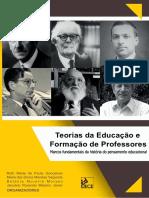 Teorias da educação e a formação de professores marcos fundamentais da história do pensamento educacional.pdf