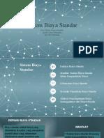KEL3. Akuntansi Biaya_Sistem Biaya Standar