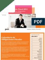 Calendario de Obligaciones Fiscales 2011 | PwC Venezuela