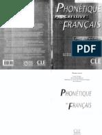 Phonétique Progressive Du Francais _ Avec 400 Exercises. Niveau Avancé ( PDFDrive )