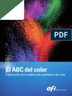 El ABC del color Explicación de la cadena de suministros de color.