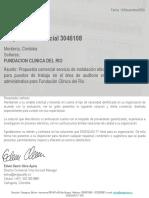 TOMACORRIENTES PUESTOS DE TRABAJO AUDITORIO ADMINSTRATIVO CLINICA DEL RIO 3046108.pdf
