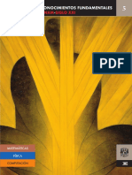 Enciclopedia de Conocimientos Fundamentales. Volumen 5. Matemáticas, Física y Computación