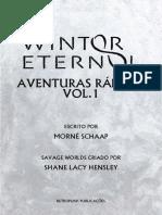 SW - Winter Eternal Aventuras Rapidas VOL.1