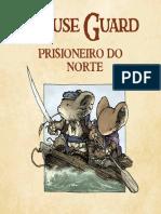 Mouse Guard - Prisioneiro do Norte