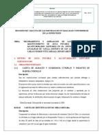 REGISTRO DE PARTIDAS