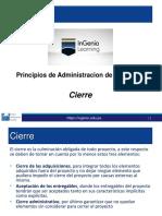 10. El Cierre del Proyecto.pdf