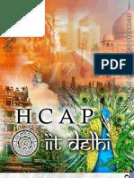 HCAP IITDelhi Information Brochure