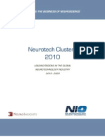 Neurotech Clusters 2010 Report